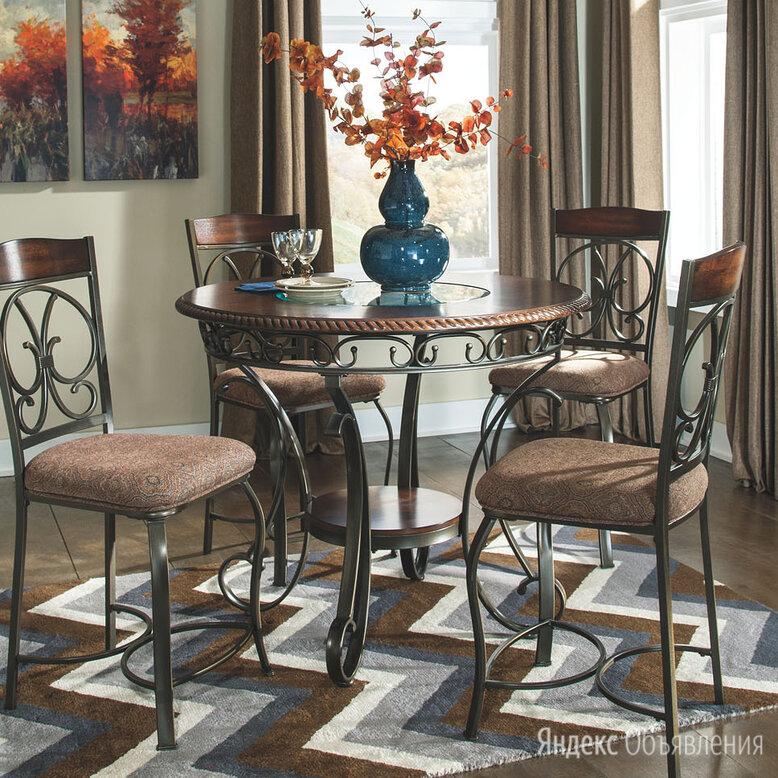 Американский высокий барный стол D329-13 по цене 47000₽ - Столы и столики, фото 0