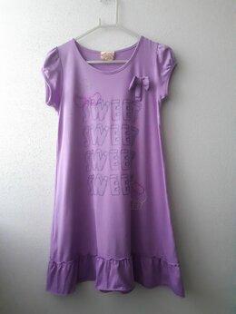 Платья и сарафаны - Платье летнее на девочку, S, 40-42 , 0