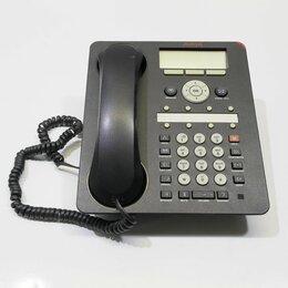 Системные телефоны - Системный IP-Телефон Avaya 1608-I BLK, 0