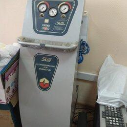 Двигатель и топливная система  - Аппарат  для промывки  инжекторов , 0
