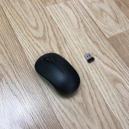 Мыши - Мышь беспроводная черная, 0