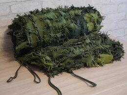 Заборчики, сетки и бордюрные ленты - Маскировочная сеть мкт-3Л листва 2х3 м, 0