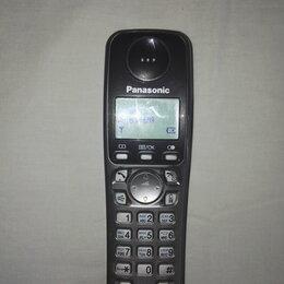 Радиотелефоны - Радиотелефон dect Panasonic KX-TGA720RU, б/у, торг, 0