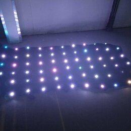 Новогодний декор и аксессуары - Занавес LED Звездное небо GM026, 0