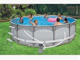 Бассейны - Сборный каркасный бассейн INTEX (арт.26720 ), 0