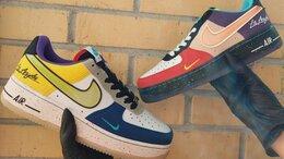 Кроссовки и кеды - Кроссовки Nike Air Force 1 07 LV8 4, 0