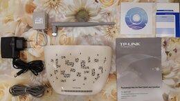 Оборудование Wi-Fi и Bluetooth - Роутер Wi-Fi новый модель TP-link TD-W8951ND, 0