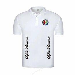 Футболки и майки - Брендовое Поло Alfa Romeo !!! 👌, 0