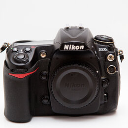 Фотоаппараты - Nikon D300s body, 0