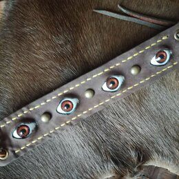 Браслеты - браслет из натуральной кожи нубук, 0