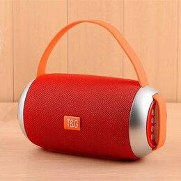 Акустические системы - Bluetooth колонка TG-112, 0