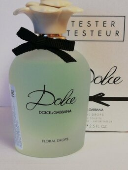 Парфюмерия - DOLCE AND GABBANA DOLCE FLORAL DROPS EDT 75ml…, 0