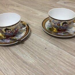 Декоративная посуда - Чайная пара, 0