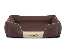 Лежаки, домики, спальные места - Лежанка со съемными челами Lapiko, 0