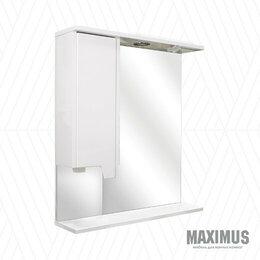 """Шкафы, стенки, гарнитуры - Зеркало с шкафчиком для ванны """"Лиана 75"""", 0"""