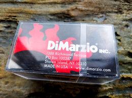 Аксессуары и комплектующие для гитар - Dimarzio The Tone Zone (звукосниматель DP155BK)…, 0