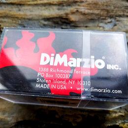 Аксессуары и комплектующие для гитар - Dimarzio The Tone Zone (звукосниматель DP155BK) датчик-хамбакер, 0