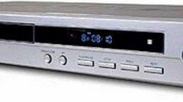 DVD и Blu-ray плееры - DVD-плеер, модель Xoro HSD 415, 0