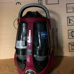 Пылесосы - Пылесос с контейнером Samsung sc8837 (2200вт), 0