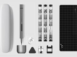 Аккумуляторные отвертки - Аккумуляторная отвертка XIAOMI WOWSTICK 1F+, 0