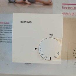 Электрический теплый пол и терморегуляторы - терморегулятор , 0