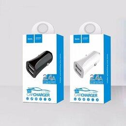 Зарядные устройства и адаптеры - Автомобильное зарядное устройство Hoco Z12 , 0