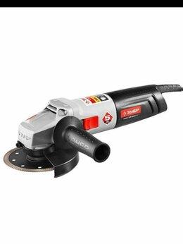 Шлифовальные машины - Машина углошлифовальная ушм-125-950 М3, зубр новая, 0