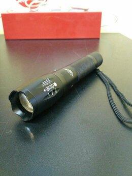Фонари - Ручной фонарь аккумуляторный YY-7004-T6, 0