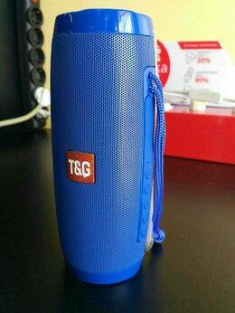 Портативная акустика - PORTABLE TG-157 портативная акустика с подсветкой , 0