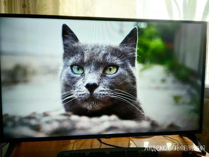 """Телевизор LG 43"""" (109 см) Ultra HD 4K SMART по цене 18990₽ - Телевизоры, фото 0"""