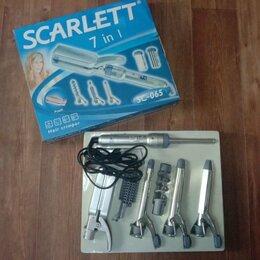 Щипцы, плойки и выпрямители - Щипцы для волос Scarlett SC-065, 0