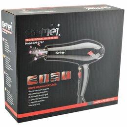Фены и фен-щётки - Фен для волос 3000w (GM-1767), 0