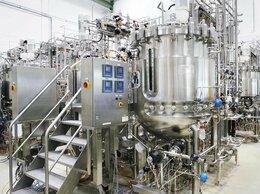 Производственно-техническое оборудование - Ферментёры, Био-реакторы, Экстракторы, Ёмкости,…, 0