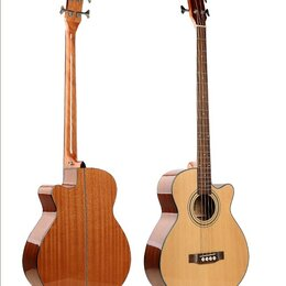 Электрогитары и бас-гитары - DEVISER L-MBS-50 Акустическая бас-гитара, 0