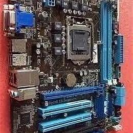 Материнские платы - Материнская плата 1155 Asus P8B75-M (USB 3.0 Pci-E 3.0), 0