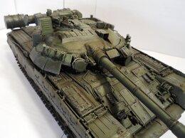 Сборные модели - танк т-80у, 0