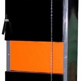 Отопительные котлы - Котел твердотопливный Дон КС-Т-15р (одноконтурный, регулятор тяги, 15 кВт), 0