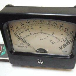Измерительное оборудование - Миллиамперметр 1985г СССР, 0