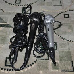 Микрофоны - Проводной микрофон philips SBCMD650, 0