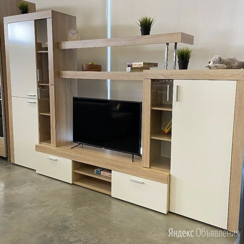 Стенка новая по цене 18999₽ - Шкафы, стенки, гарнитуры, фото 0