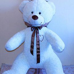 Мягкие игрушки - Большой плюшевый медведь 190 см, 0