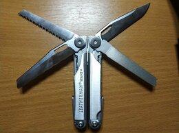 Ножи и мультитулы - Мультитул letterman wave plus, 0
