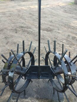 Спецтехника и навесное оборудование - Ежи для прополки картофеля, 0