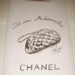Открытки - Набор открыток Шанель Chanel 2012 год, 0