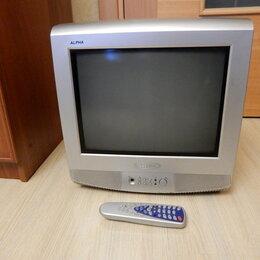 Телевизоры - Телевизор витязь рабочий, 0