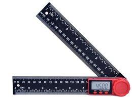 Измерительные инструменты и приборы - Угломер электронный, 0