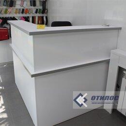 Мебель для учреждений - Ресепшн угловой (отилос003), 0