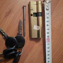 Замки и комплектующие - Личинка для замка 90 мм, 0
