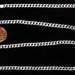 Цепи - Серебряная цепь панцирная.Вес 17,5 грамм,длина 51 см, 0