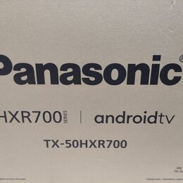 Телевизоры - Телевизор PANASONIC 50 Smart TV Гарантия, 0
